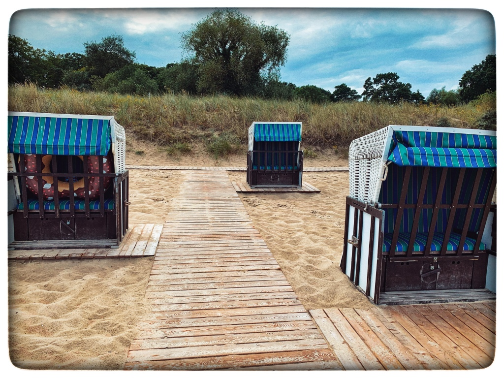 Strandkörbe Koserow